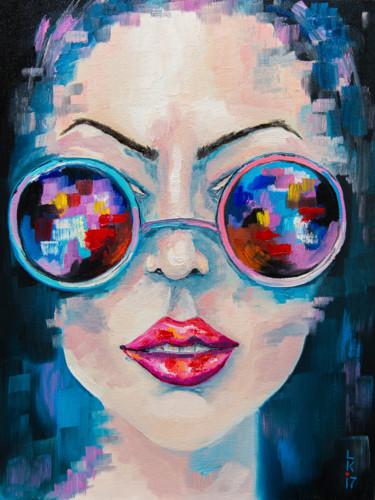 """Girl in sunglasses"""