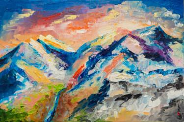 Himalayan landscape (FRAMED)