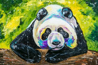 PANDA (FRAMED)
