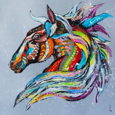 FAIRY HORSE (FRAMED)