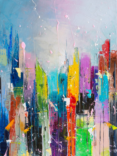 ABSTRACT CITYSCAPE 7