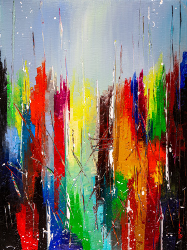 ABSTRACT CITYSCAPE 8