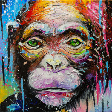 I'm chimpanzee