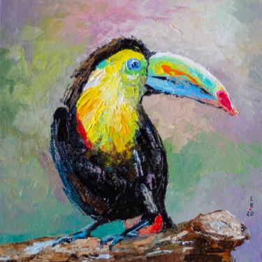 TOUCAN BIRD (FRAMED)