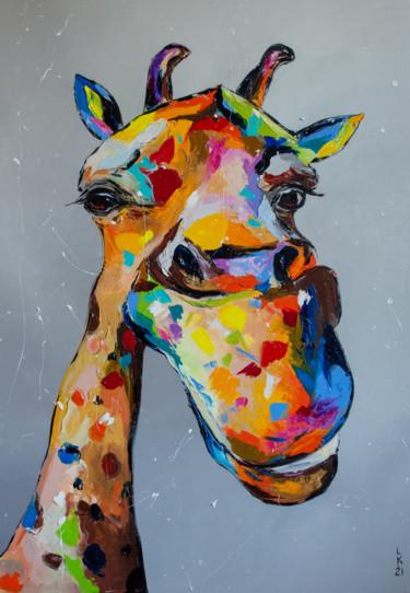Funny Giraffe 2