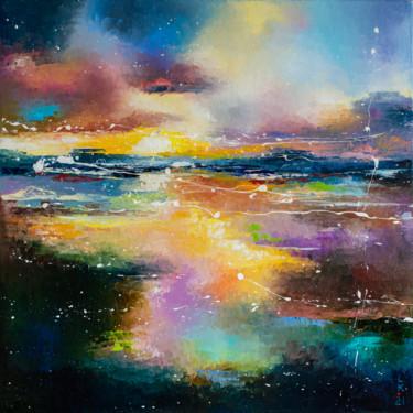 Impression of the sea sunset 2